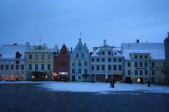 noche en estonia