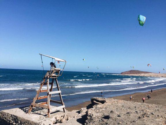 playa Tenerife en españa