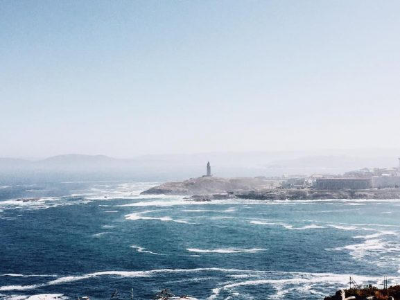 cabo finisterre Galicia en españa