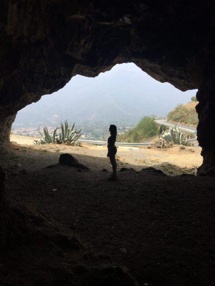 cueva granada españa
