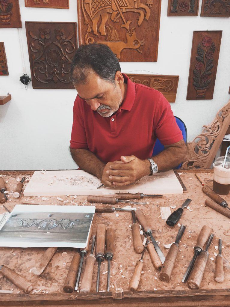 centro de artesanía Nicosia chipre