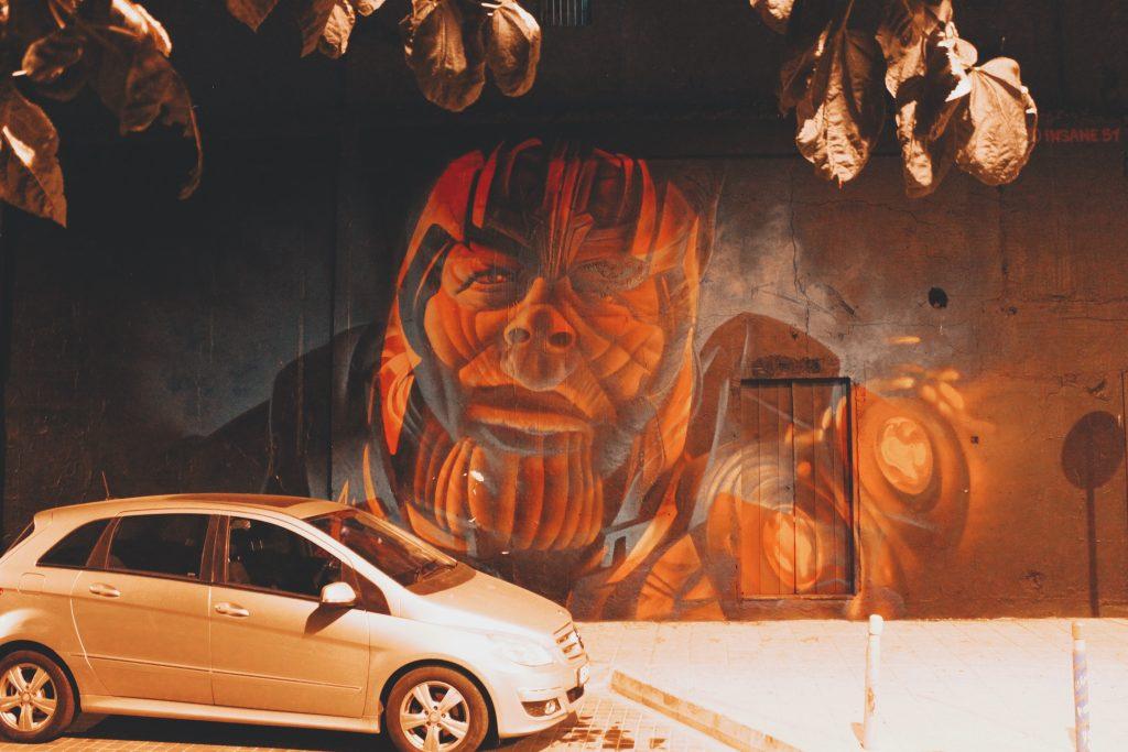 arte urbano limassol