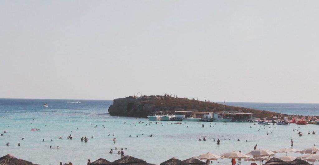Nissi beach chipre