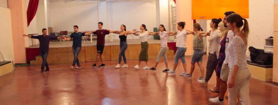 bailes típicos cultura griega viajar eslou