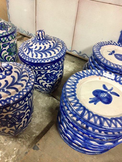 cerámica fajalauza albaicin granada