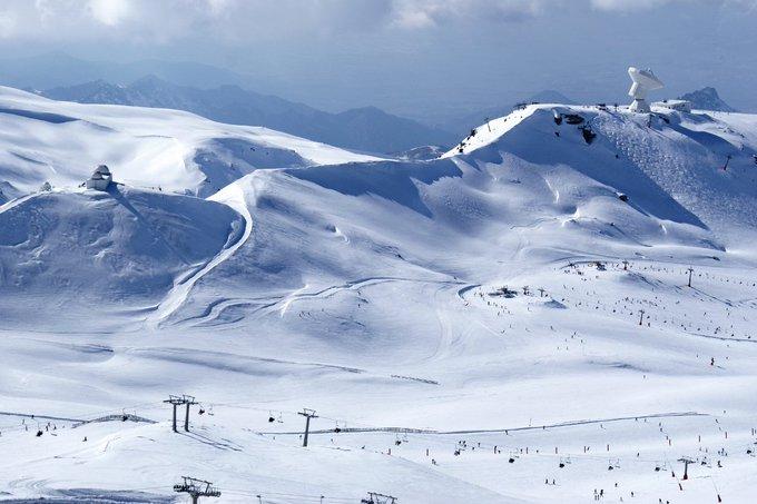 sierra nevada esquí granada