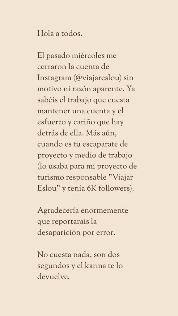 diseño de como recuperar mi cuenta en instagram