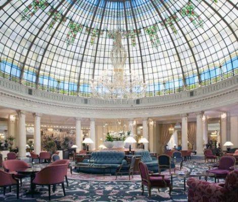 El hotel Westin Palace en Madrid esconde muchos secretos