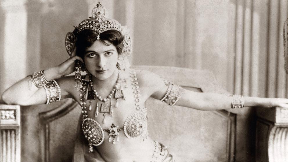 Una de las curiosidades del hotel Westin Palace: la espía Mata Hari se alojó en él