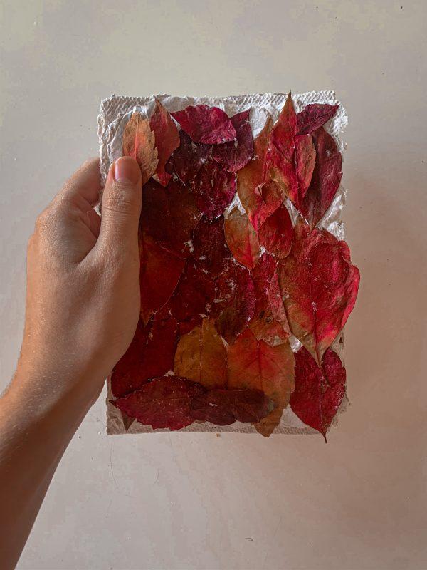 cuaderno-papel-reciclable-y-flores